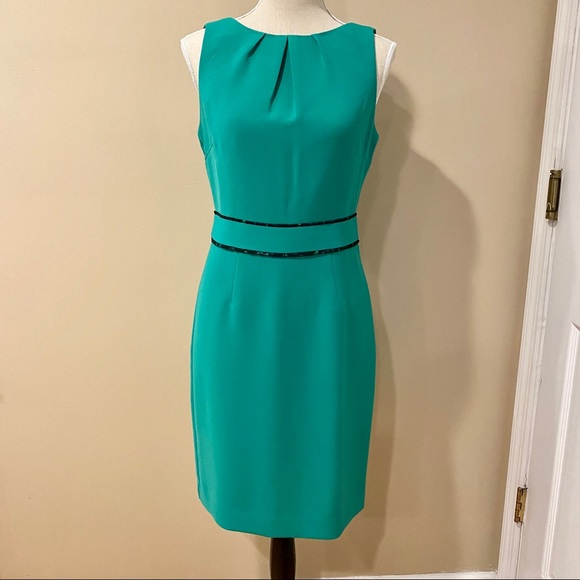 The Limited Scandal Collection Kelly Green Dress S